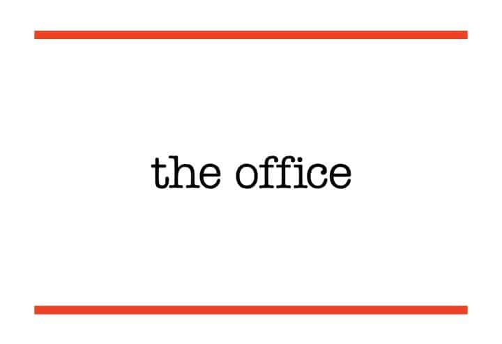 The Office Team Names